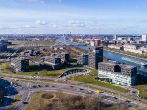 Luchtfotografie Papendorp Park Utrecht